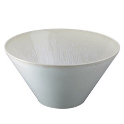 Vuelta Serving bowl, 25cm, white pearl