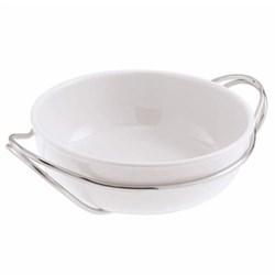 Round spaghetti dish 27cm