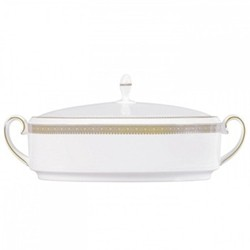Covered vegetable dish 1.4 litre