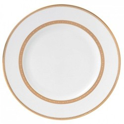 Vera Wang - Lace Gold Dinner plate, 27cm