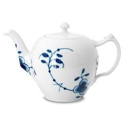 Blue Fluted Mega Teapot, 1 litre