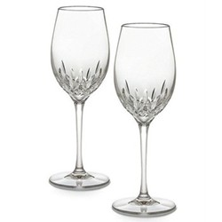 Lismore Essence Pair of white wine glasses
