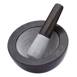 Pestle and mortar 20cm