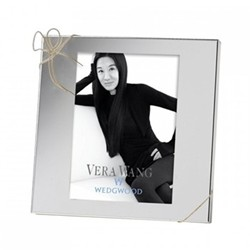 Vera Wang - Love Knots Photograph frame, 10 x 15cm