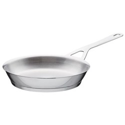 Pots & Pans by Jasper Morrison Frying pan, 20cm, stainless steel