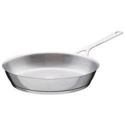 Pots & Pans by Jasper Morrison Frying pan, 28cm, stainless steel
