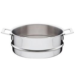 Pots & Pans by Jasper Morrison Steamer basket, 24cm, stainless steel