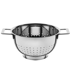 Pots & Pans by Jasper Morrison Colander, 22cm, stainless steel