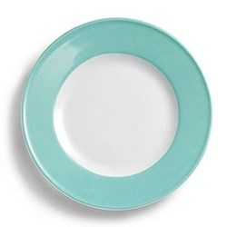 Solid Colour Side plate, 17cm, seawater green