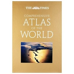 14th Edition The Times Comprehensive Atlas of the World, hardback
