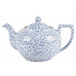 Felicity Teapot large, pale blue