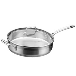 Impact Saute pan, 28cm, stainless steel