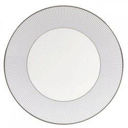 Pin Stripe Dinner plate, 28cm