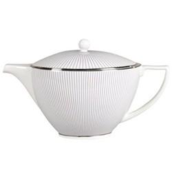 Pin Stripe Teapot, 1.2 litre