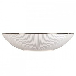 Pin Stripe Soup plate, 23cm