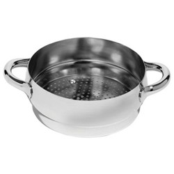 Mami by Stefano Giovannoni Steamer basket, stainless steel