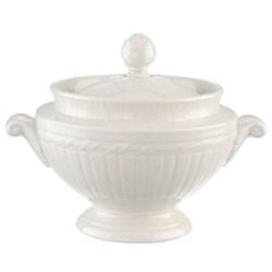 Cellini Sugar/jampot, 35cl - 6 person, porcelain
