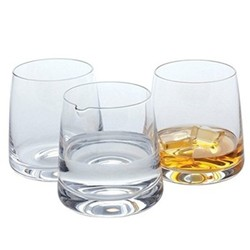 Whisky Collection Whisky gift set - 2 glasses and jug, clear