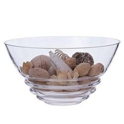 Wibble Bowl, D25cm, clear