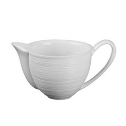 Hemisphere Creamer with handle, 25cl, white