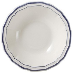 Filets Bleu Cereal bowl, 17cm