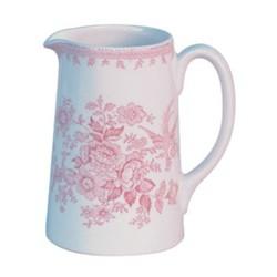 Asiatic Pheasants Tankard jug medium, 56.8cl - 1pt, pink