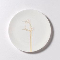 Golden Forest - Pure Side plate, 16cm, fine bone china