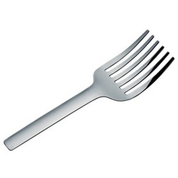 Tibidabo by Kristiina Lassus Spaghetti serving fork, stainless steel