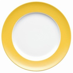 Sunny Day Plate, 22cm, yellow