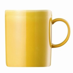 Sunny Day Mug with handle, 30cl, yellow