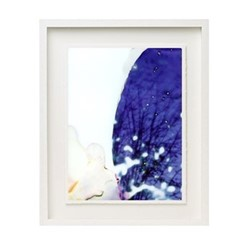 Keel by Jessica Jones Framed fine art photographic print with deckled edge, H57 x W47 x D3.3cm, white frame