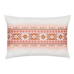 Saona Cushion, L60 x W40 x H10cm, coral