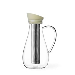 Infusion Iced tea carafe, 1.4 litre, buttermilk
