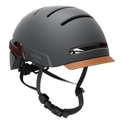Livall Smart helmet with bluetooth, 38 x 45.5 x 58cm, graphite black