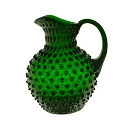 Bobble Jug, 2 litre, dark green