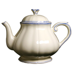 Filet Bleu Teapot, 1.25 litre