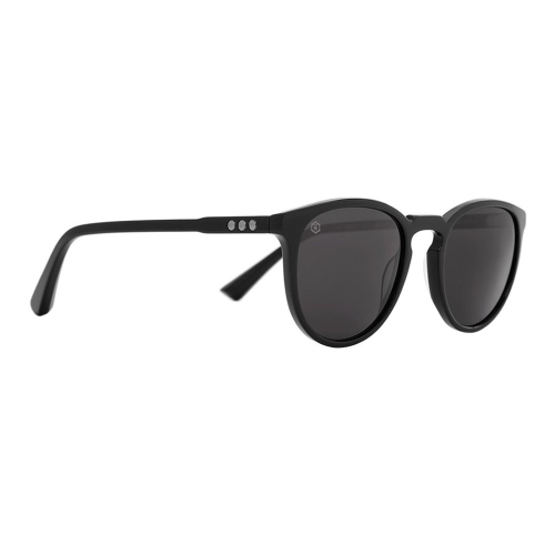 George Arthur Sunglasses, W13cm, Black Frame