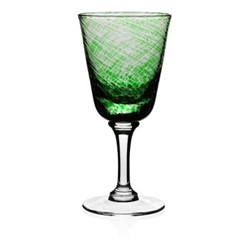 Studio - Vanessa Wine glass, 18cm - 225ml, forest green