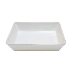 Friso Rectangular baker, 25cm, white