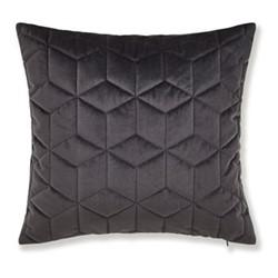Pavillion Cushion, 42 x 42cm, grey