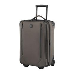Lexicon 2.0 Global cabin case, H55 x W40 x D20cm, grey