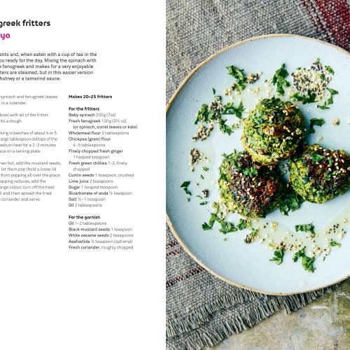 Cyrus Todiwala Simple Spice Vegetarian