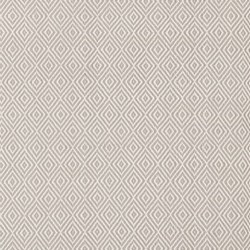 Petit Diamond Polypropylene indoor/outdoor rug, W183 x L274cm, platinum