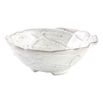 Artichoke Set of 4 bowls, 14.4 x 12 x 5cm, white