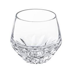 Folia Shot glass, H5.5 x D6.2cm, clear crystal