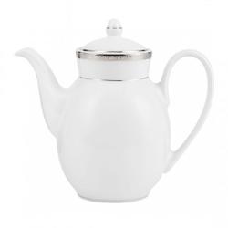 Malmaison Coffee pot, 1.3 litre, platinum