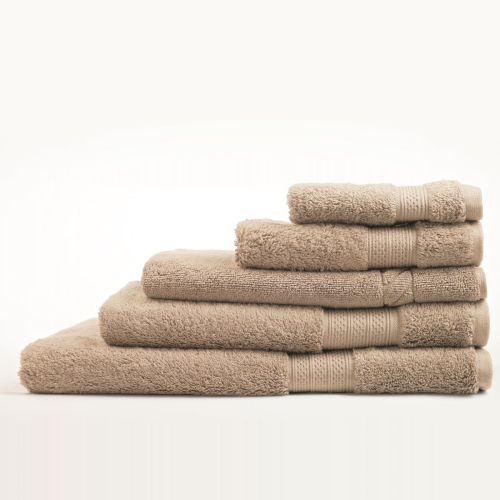 Egyptian Cotton Luxury Hand towel, 50 x 100cm, Natural