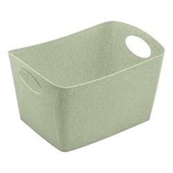 Boxxx Small storage basket, 1 litre, organic green