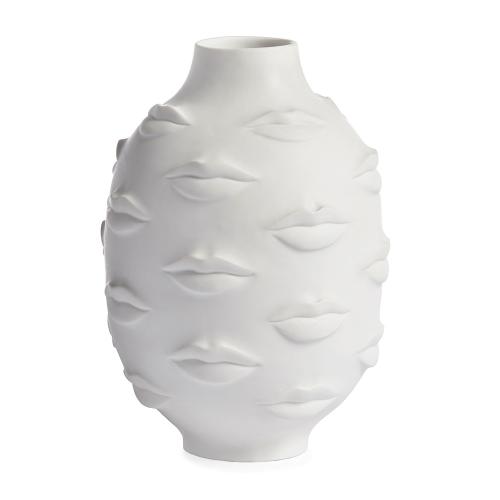 Muse Round gala vase, W15.24 x H25.4 cm