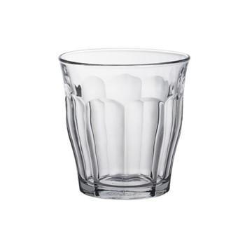 Set of 6 glass tumblers D9 x H9.4cm - 31cl